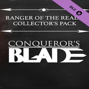Conquerors Blade Liangyun Ranger Collector Pack