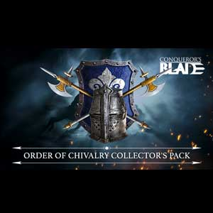 Conqueror's Blade Order of Chivalry Collector's Pack