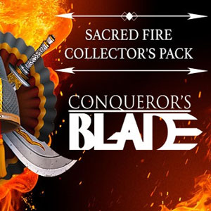 Conqueror's Blade Sacred Fire Pack
