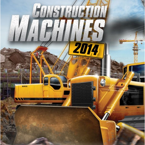 Buy Construction Machines 2014 CD Key Compare Prices