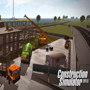 Buy Construction Simulator 2015 Liebherr 150 EC-B CD Key Compare Prices