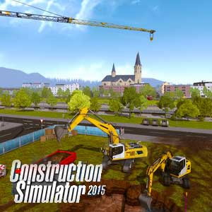Buy Construction Simulator 2015 Liebherr A 918 CD Key Compare Prices