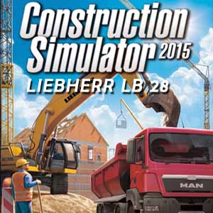 Construction Simulator 2015 Liebherr LB 28