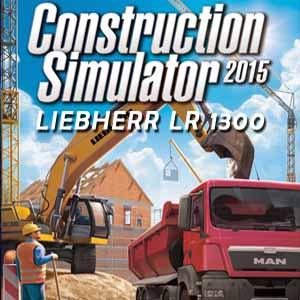 Construction Simulator 2015 Liebherr LR 1300