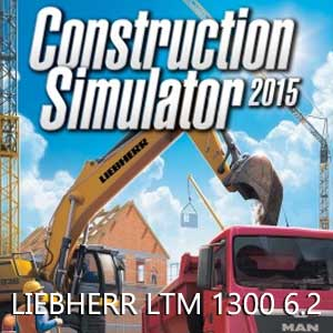 Buy Construction Simulator 2015 Liebherr LTM 1300 6.2 CD Key Compare Prices
