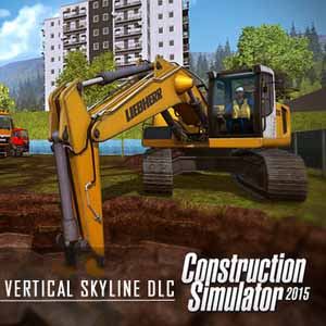 Construction Simulator 2015 Vertical Skyline