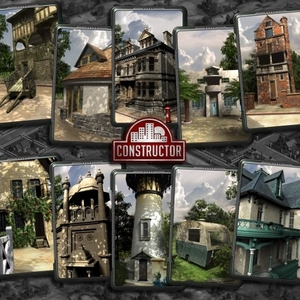 Constructor Tenant Houses DLC Pack 1