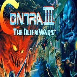 Contra 3 The Alien Wars