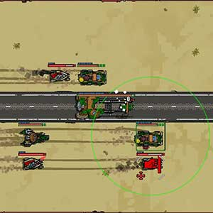 Convoy A Tactical Roguelike Attack mode
