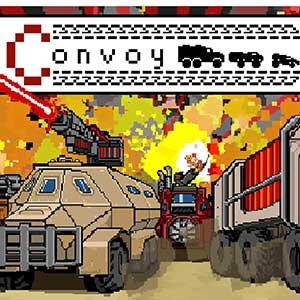 Convoy A Tactical Roguelike front defense