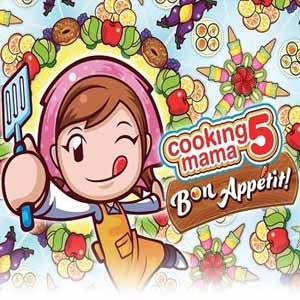 Buy Cooking Mama Bon Appetit Nintendo 3DS Download Code Compare Prices