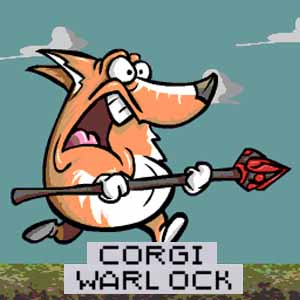 Buy Corgi Warlock CD Key Compare Prices