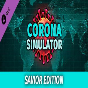 Corona Simulator Savior Edition