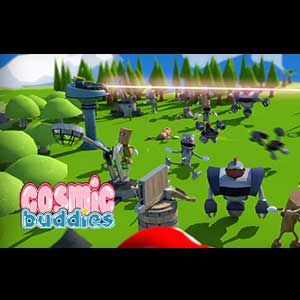 Buy Cosmic Buddies Town CD Key Compare Prices