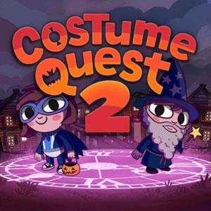 Buy Costume Quest 2 Nintendo Wii U Compare Prices