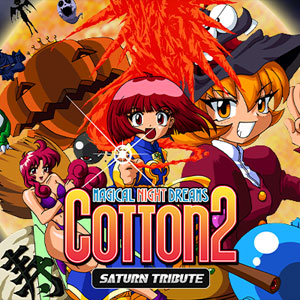 COTTOn 2 Saturn Tribute