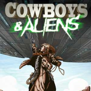 Buy Cowbots and Aliens CD Key Compare Prices