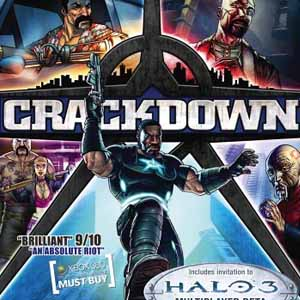 Buy Crackdown Xbox 360 Code Compare Prices