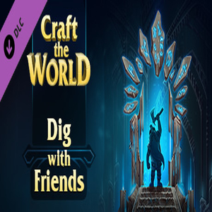Craft The World Dig with Friends