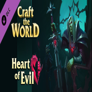 Craft The World Heart of Evil