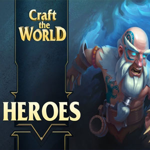 Craft The World Heroes