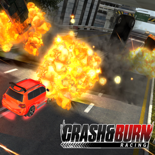 Buy Crash and Burn Racing CD Key Compare Prices