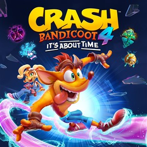 Buy Crash Bandicoot 4 Its About Time Nintendo Switch Compare Prices