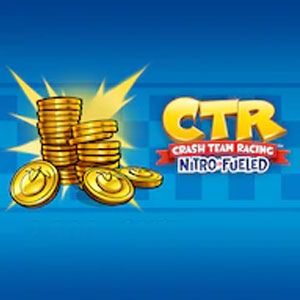 Buy Crash Team Racing Nitro-Fueled Wumpa Coins PS4 Compare Prices