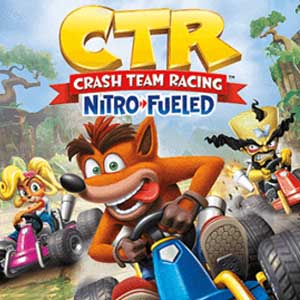 Crash Team Racing Nitro-Refueled