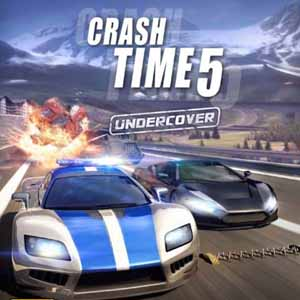 Buy Crash Time 5 Undercover PS3 Game Code Compare Prices