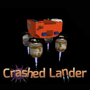Buy Crashed Lander CD Key Compare Prices