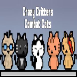 Crazy Critters Combat Cats