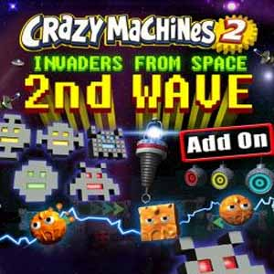 Buy Crazy Machines 2 Invaders From Space 2nd Wave CD Key Compare Prices