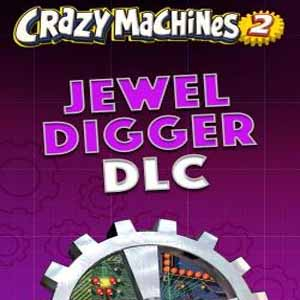 Buy Crazy Machines 2 Jewel Digger CD Key Compare Prices