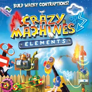 Buy Crazy Machines Elements CD Key Compare Prices