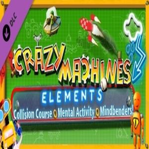 Crazy Machines Elements DLC Collision Course & Mental Activity
