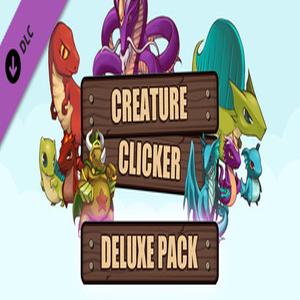 Creature Clicker Deluxe Pack