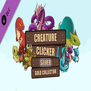 Creature Clicker Silver Gold Collector