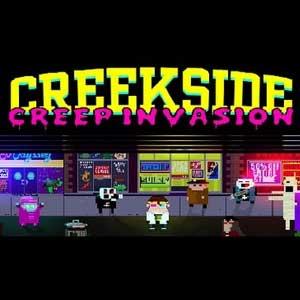 Creekside Creep Invasion