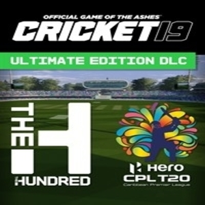 Cricket 19 Ultimate Edition DLC