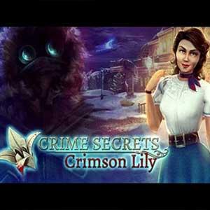 Crime Secrets Crimson Lily