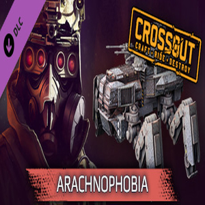Crossout Arachnophobia Pack