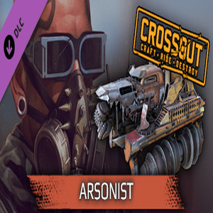 Crossout Arsonist Pack