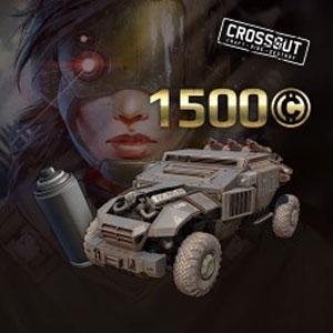 Crossout Assault Force Charlie 7
