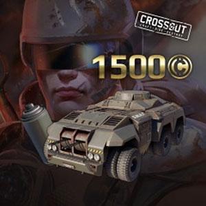 Crossout Assault Force Tango 1