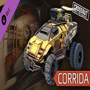 Crossout Corrida Pack