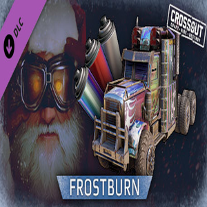 Crossout Frostburn Pack