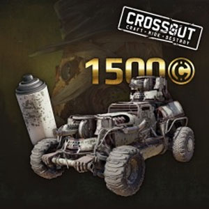 Crossout Horsemen of Apocalypse Pestilence