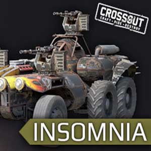 Crossout Insomnia Pack