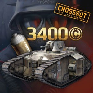 Crossout Iron Shield Pack